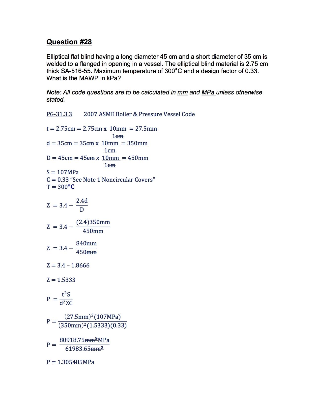 2A1 Solution #28 Part (1/2)