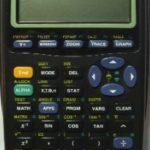 Non-programmable calculator